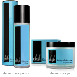 blueberry shave crave