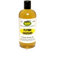 Flying Saucers Shower Gels and Smoothies