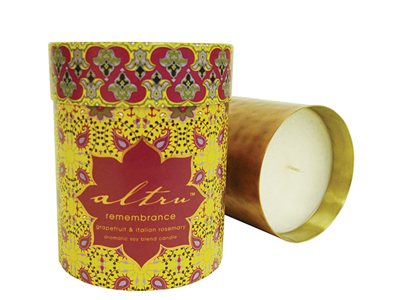 ALTRU REMEMBRANCE AROMATIC SOY BLEND CANDLE