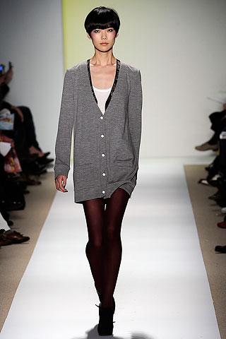 Fashion Week Fall 09   MAC Face Charts - 2.14.09   Adam