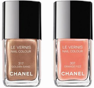 Chanel-Nail-Colour-Golden-Sand-Orange-Fizz-soleil-tan-summer-2009