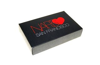 NARS Loves San Francisco Outer Packaging