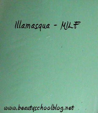 Illamasqua MILF swatch copy