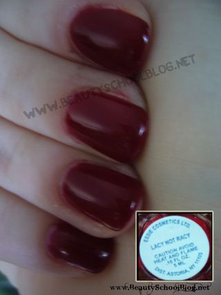 Essie lacy not racy 3