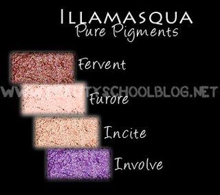 Pure pigments
