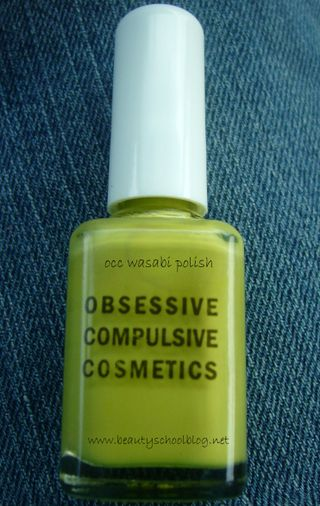 Occ wasabi np bottle copy
