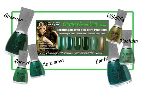 Nubar going green collage copy