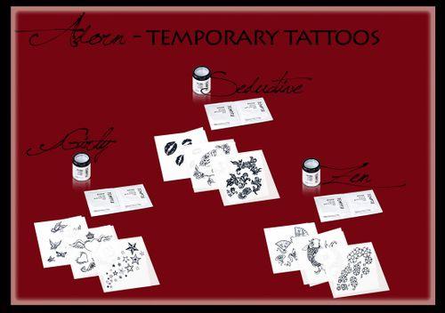 Tattoos copy