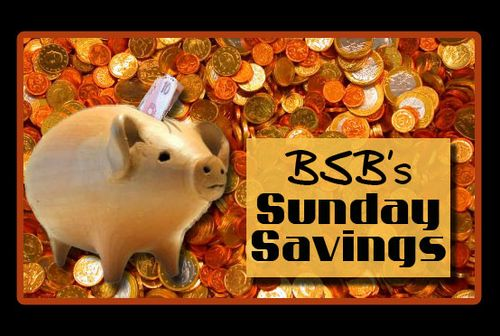Sunday savings copy