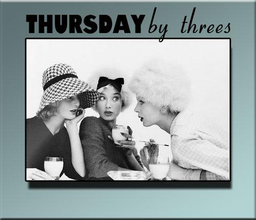 Thursday by threes copy