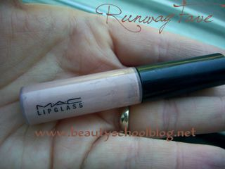 Runway fave in tube