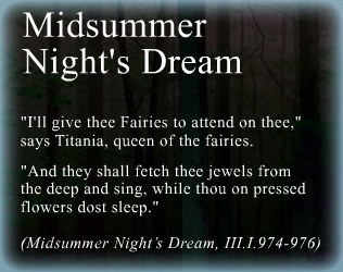 Midsummer nights dream quote