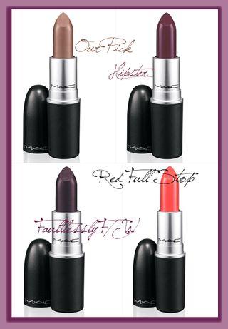 Fw lipsticks