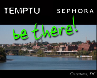 Temptu sephora georgetown be there copy