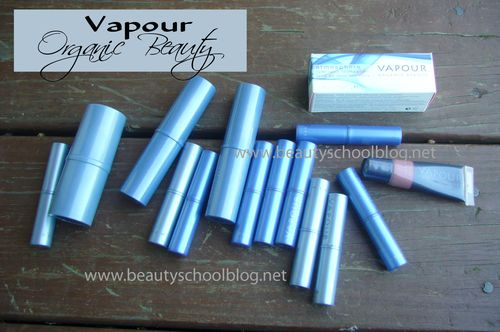 Vapour collection