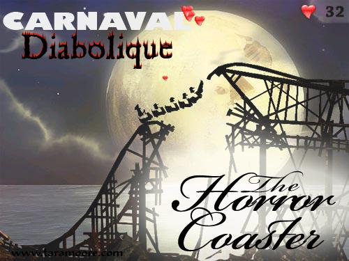 Horror coaster