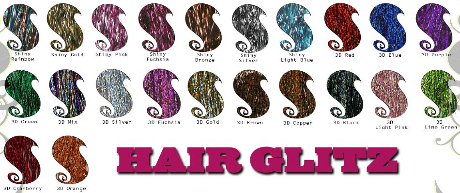 Hair glitz