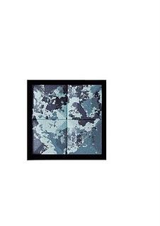 Prisme bleu