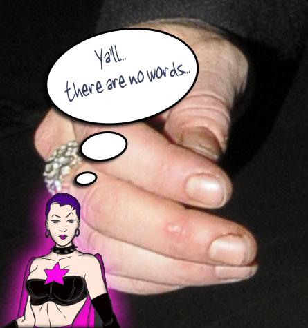 Craptastic hands