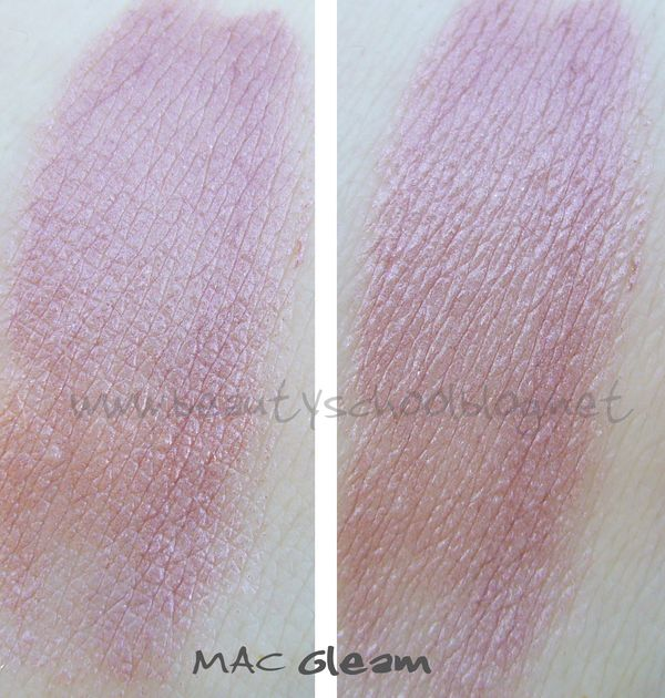 Mac Lipstick Gleam Bsb Beauty News Makeup Swatches And Pictures Nail Polish Articles