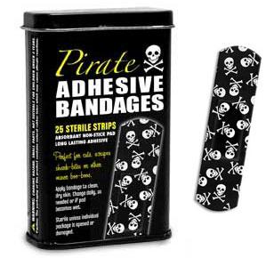 Bandages-pirate