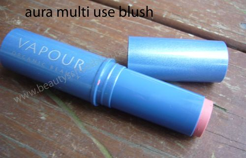 Aura multi use blush package