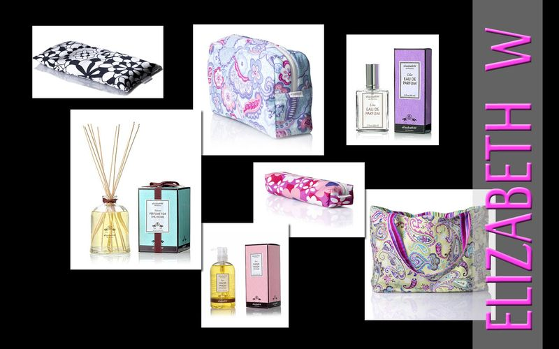 Elizabeth w products