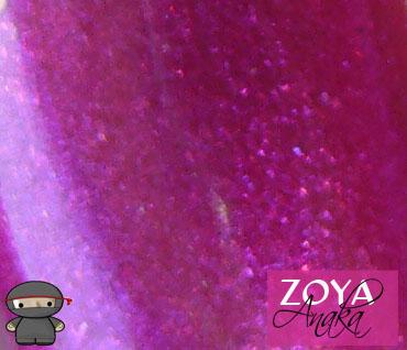 Zoya anaka color swatch