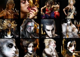 Art of darkness illamasqua