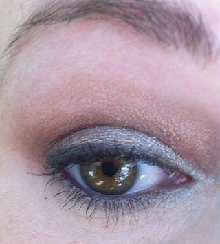 smokey eye - taupe - how-to