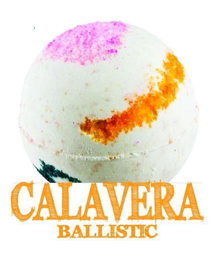 Calvera ballistic LUSH Day of the Dead