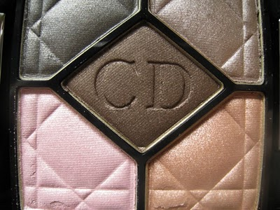 Dior 5 Colour Iridescent Eyeshadow Ready to Glow 649 summer 2010 d
