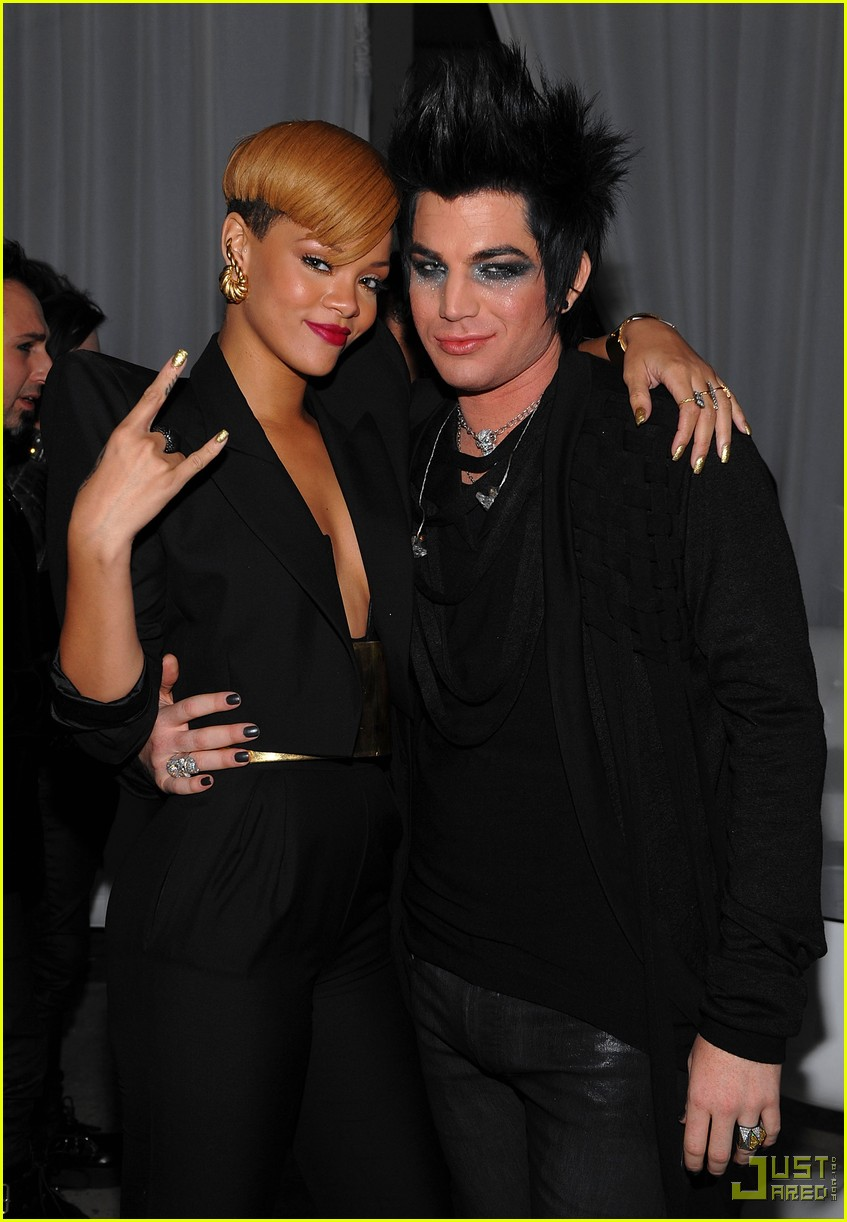 Rihanna-adam-lambert-vevo-launch-19