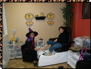WitchPedicure