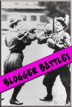 Blogger battles