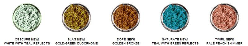 New occ color concentrates