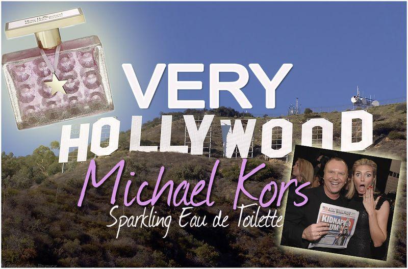 Very hollywood michael kors Sparkling Eau de Toilette review