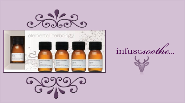 Infusesoothe.Elemental Bathing Infusions Gift Set