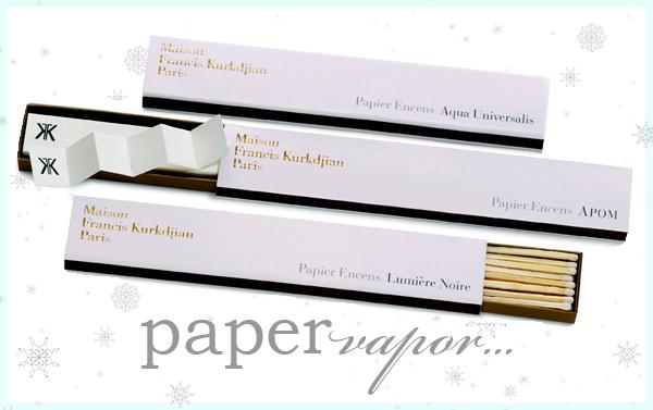 Papervapor