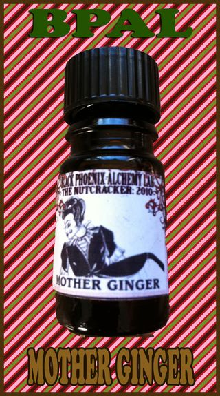 MOTHER GINGER The Nutcracker 2010 BPAL
