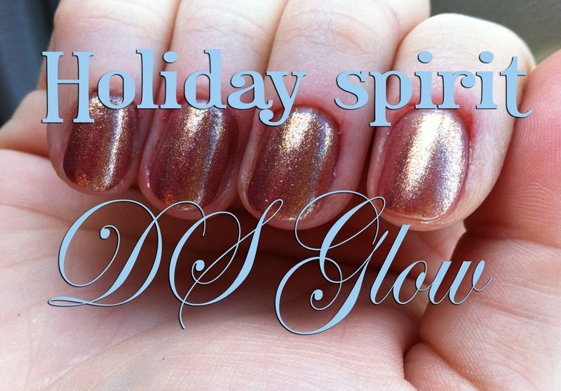 Ds glow opi