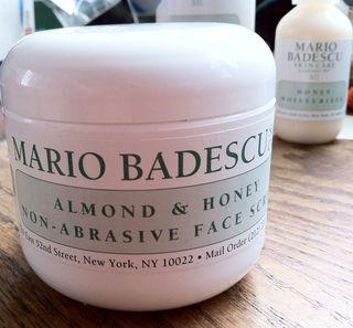 Mario Badescu Almond and Honey Facial Scrub