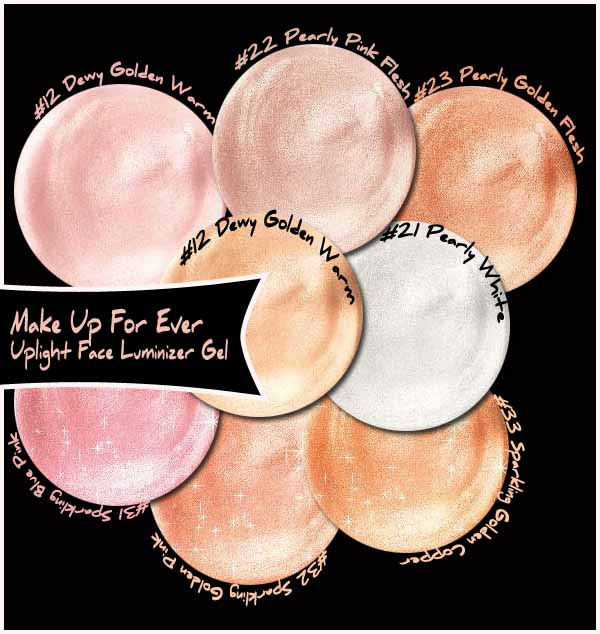 Uplight Face Luminizer Gel By Make Up