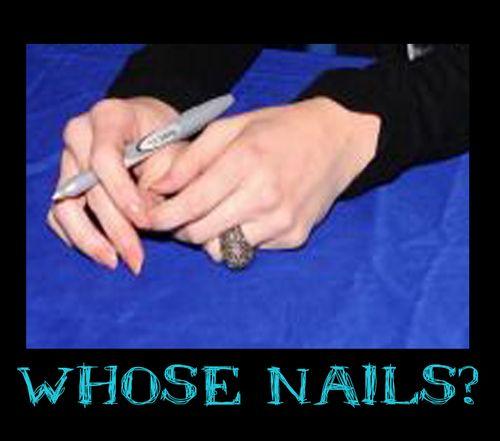 Whose nails