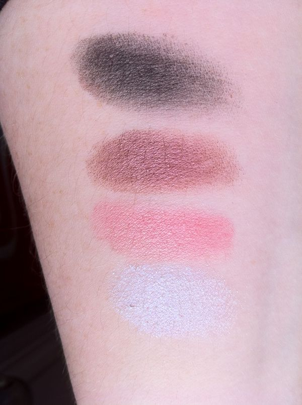 Make Up Designory Mud Love At First Sight Swatches