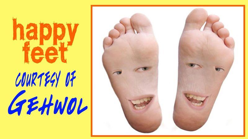Gehwol feet