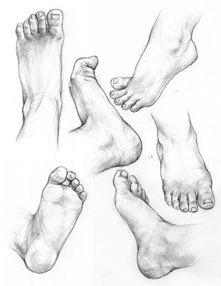 Feet_2_by_IchigoKura