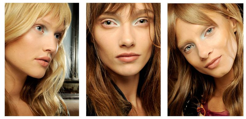 Runway to Real Way Spring 11 Makeup Trends - Colorful Inner Eye