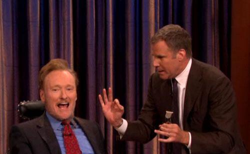 BSB Men's Grooming Special Report! #beardpocalypse Will Ferrell Conan OBrien