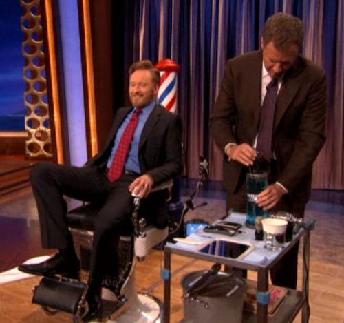 BSB Men's Grooming Special Report! #beardpocalypse Will Ferrell Conan OBrien e